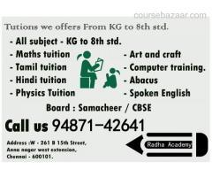 Radha Academy